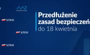 Przedłużenie obostrzeń do 18.04.2021